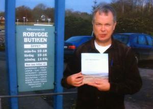 Resan slutade i Järna där jag var verksam i drygt trettio år på Robygge på Rudolf Steinerseminariet.