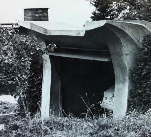 I Dornach såg jag mitt första goetheanistiska garage.