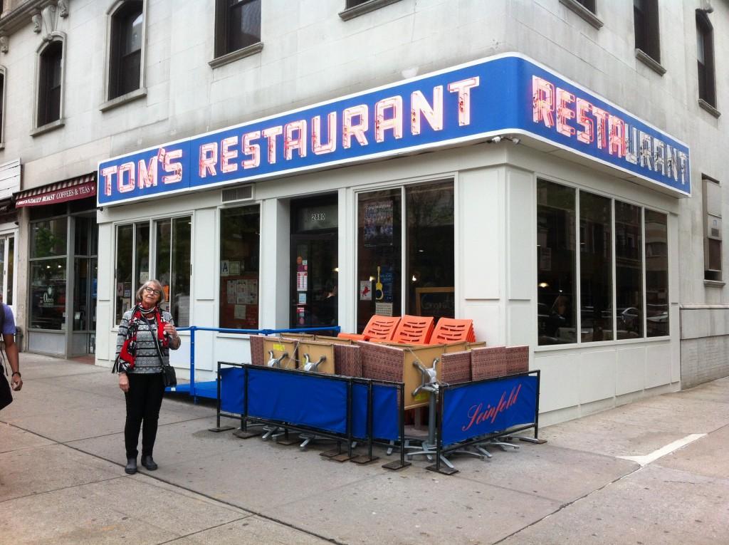 Den berömda restaurangen från Seinfeldserien finns i verkligheten.