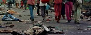 Från folkmordet i Rwanda
