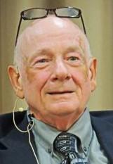 """Raymond Moodys bok """"I dödens gränsland"""", som kom ut 1977 var den första dokumentationen av nära-döden-upplevelser, ett begrepp som han myntade."""
